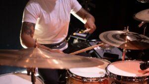 Loud drum set needs noise reduction