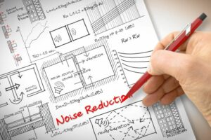 soundproofing design