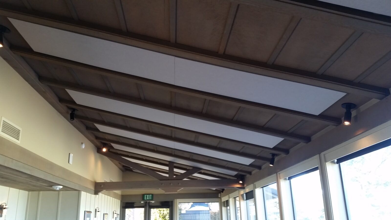 Soundproof Glue On Ceiling Tiles