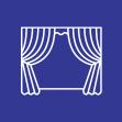 icon for sound panels in auditorium