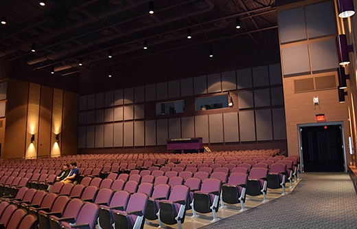 acoustic sound panels and acoustic tiles for churches