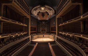 auditorium acoustics reach premium sound quality with acoustic sound panels