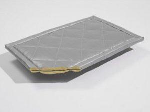 sound barrier blanket system blocks noise