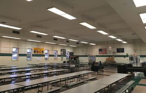 soundproofing a cafeteria for noise control with sound panels