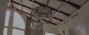 soundproofing a residential home with ceiling sound panels