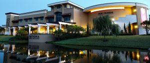 Daytona College controls noise in natatorium with NetWell sound baffles