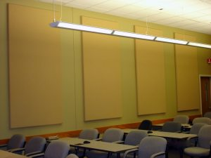 office soundproofing with acoustic wall sound panels