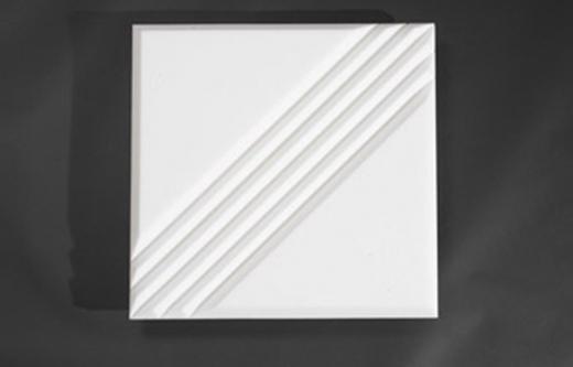 bevel design options for melamine foam ceiling tiles