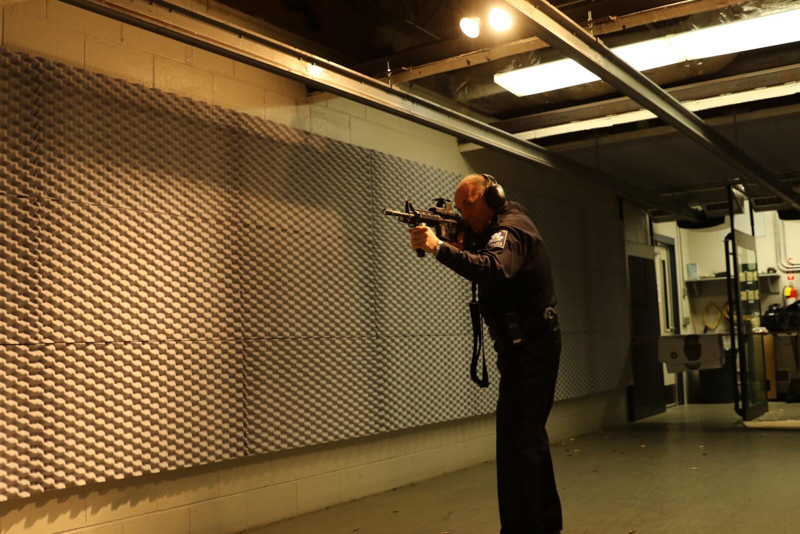 gun range noise mitigation