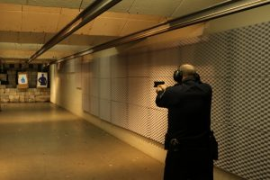 soundproofing a gun range for hearing protection