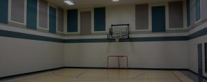 wall mounted gym sound panels for soundproofing a gym space