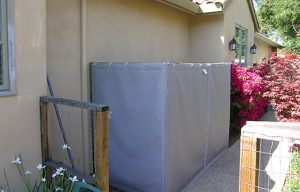 sound control blankets lower pool pump noise exposure levels