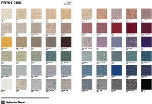 color options for sound panels