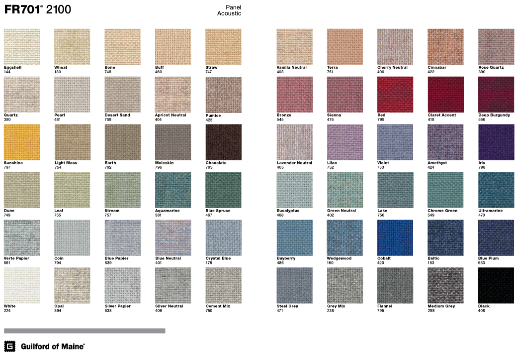 Sound Absorbing Panels Fabric Acoustic Wall Panel