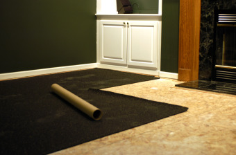 FloorFighter Rolls for Soundproofing Floors