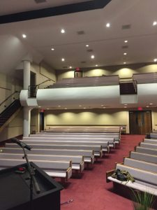house of worship sound panels for soundproofing a church
