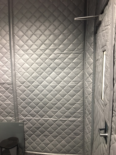 class A fire rated noise control blankets