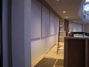 Acoustic Sound Panels Inside a Church Sanctuary to Improve Room Acoustics