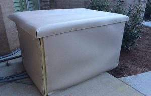 pool pump noise control enclosure with noise control blankets