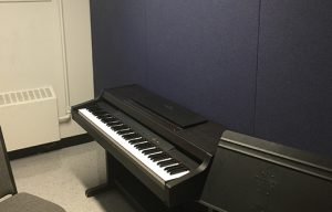 music studio soundproofing with sound barrier acoustic panels