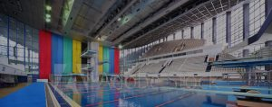 premium sound quality for natatorium