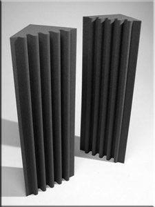 foam bass traps for soundproofing