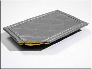 sound barrier QBS noise mitigation blankets
