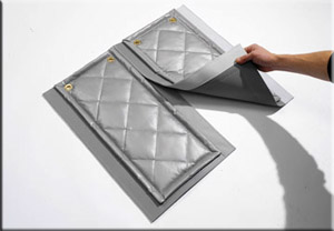 Acoustic Blankets and Sound Barrier Blankets by NetWell