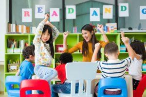 Controlling Noise in Nursery
