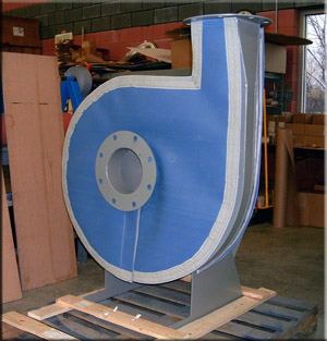 sound jacket custom fit to machine for industrial enclosure
