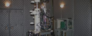 industrial pump noise control with sound barrier blankets