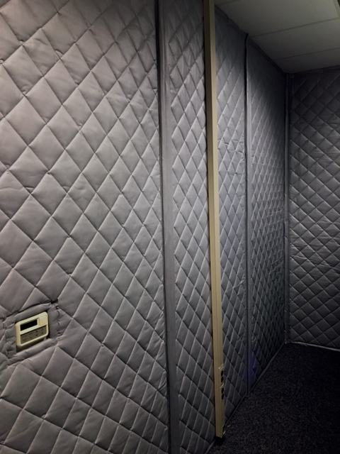 QBS sound barrier blankets by NetWell Noise Control