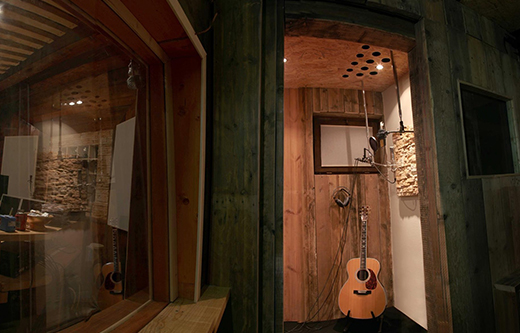Recording Studio Soundproofing with Acoustic Sound Panels