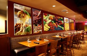 Soundproofing Panels with Custom Images Printed