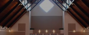 back wall sound panels for premium acoustics in a sanctuary