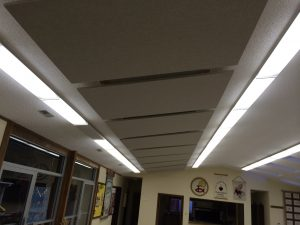Sound Panels for Multipurpose Room Soundproofing