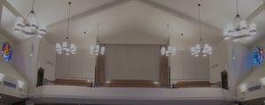 sanctuary sound panels controlling church acoustics