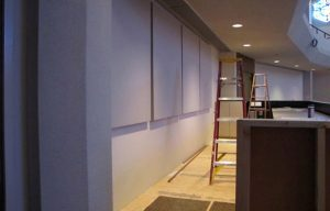 sanctuary sound panels on back wall to soundproof a church