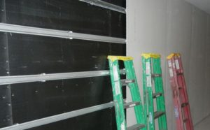 , 3 Steps to a Soundproof Wall