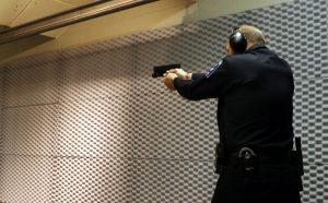 controlling indoor gun range noise with fireflex sound panels