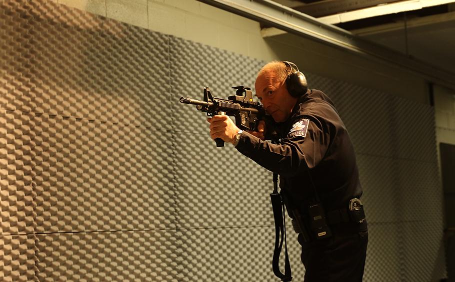 soundproofing an indoor gun range with fireflex sound panels