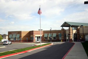 wasatach school cafeteria gets a soundproofing treatment