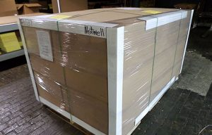 shipping sound panels