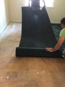 Floor Sound Barrier for Soundproofing