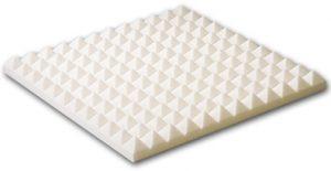 acoustic foam sound panel pyramids