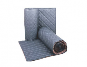 sound absorbing blankets to cover walls