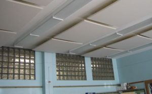 classroom sound panels improve classroom acoustics