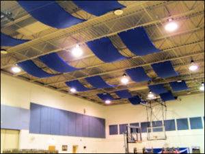 Acoustical Tapestries for Soundproofing Your Space by Controlling Echo