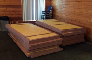 DIY Acoustic Panels Soundproofing Installation