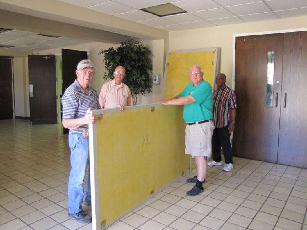self installing acoustic panels saves money